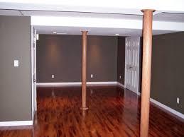 pole wrap basement basement ideas