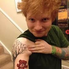 ed sheeran tattoos ed sheeran wiki fandom powered by wikia