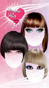 Makeup Hair Salon Makeup U0026 Hair Salon Pic Editor Android Apps On Google Play