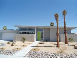 mid century modern homes palm springs mid century modern homes built new on sunny dunes
