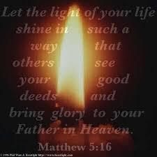 Let The Light Shine Let Your Light Shine U2013 Laced With Grace U2013 Christian Devotions