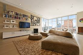 New York City Bedroom Furniture by Spectacular Views And Urbane Style Shape Gorgeous New York City