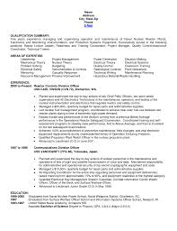 Event Planning Resume Example by Maintenance Planner Resume Objective Youtuf Com