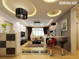 creative living room pop ceiling designs design ideas modern