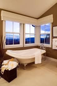 Bathroom Window Valance Ideas Valances Window Treatments In Bathroom Contemporary With Valance