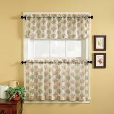 stylish and modern kitchen window kitchenkitchen window valances valance curtains cafe curtains