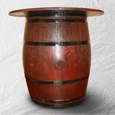 Wine Barrel Bar Table Barrel Pub Table