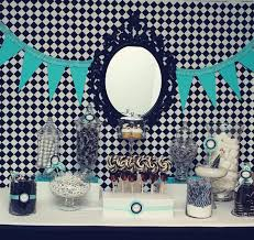 Tiffany Blue Candy Buffet by 13 Best Tiffany Blue Sweet Sixteen Ideas Images On Pinterest