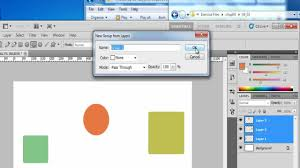 tutorial photoshop online photoshop layers tutorial 2 create layer group
