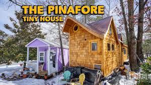 tiny house tour the pinafore