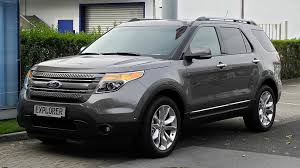 Ford Explorer Body Styles - 2015 ford explorer u2013 the crossover your family needs http