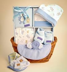 sweet baby boy gift basket shower gift for boys free shipping