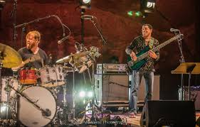 Phish Bathtub Gin Chords by Joe Russo U0027s Almost Dead Makes A Grand Phish Laced Red Rocks Debut