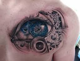 mechanic tattoos amazing 3d tattoo ideas best body painting tattoos 3d art