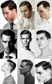 pictures of 1920 mens hairstyles 1920s mens hairstyles search i 3 the 20 s