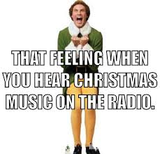 Christmas Music Meme - time to christmas on twitter that feeling when rt if you agree