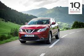 crossover nissan 2007 2017 nissan qashqai celebrates 10 years of crossover