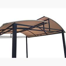 Walmart Patio Gazebo by Replacement Canopy For Barrel Roof Gazebo Riplock 350 Garden Winds