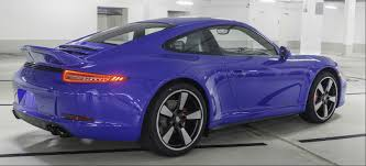 purple porsche 911 porsche 911 gts club coupe pricing and release date