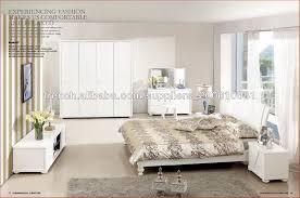 mobilier de chambre coucher mobilier chambre blanc contemporain juvenile en bois meuble pas cher