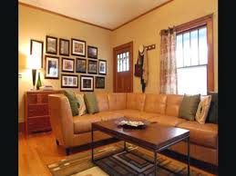 what color should i paint my living room with a dark brown couch