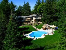 backyard pools backyard