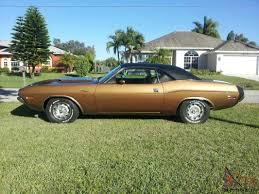 Dodge Challenger Colors - dodge challenger r t california built high impact gold color