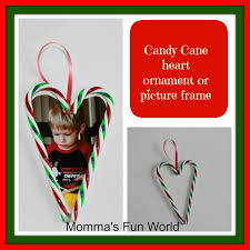 momma s world diy picture frame ornament