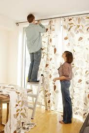 Mobile Home Curtains How To Make Your Mobile Home Ceilings Appear Taller
