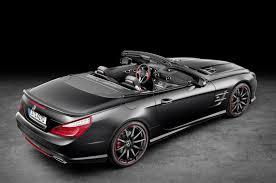limited edition mercedes mercedes reveals limited edition sl 417 mille miglia autocar