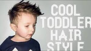funky toddler boy haircuts top 15 new best super cute toddler boy haircuts 2016 youtube