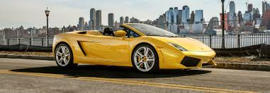 car lamborghini exotic car rental
