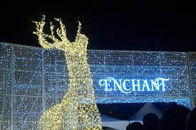 vancouver christmas light maze enchant christmas world s largest light maze worth a visit