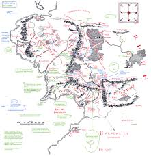 The Shire Map On The Subject Of Maps Good And Bad Lotr