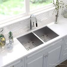 Kitchen Kitchen Sink Protector Hammered Copper Apron Sink Kraus by Kraus Sink Rust Tags Awesome Kraus Kitchen Sinks Extraordinary