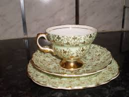grandmother s bone china i an imperial bone china warranted 22 kt gold 6 t