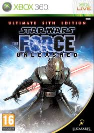star wars the force unleashed the ultimate sith edition xbox