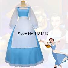 Belle Halloween Costume Blue Dress Compare Prices Belles Blue Dress Shopping Buy Price