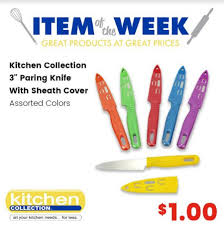 kitchen collection outlet medford outlet center 1 00 kitchen collection 3 pairing knife