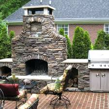 outdoor fireplace ideas pictures brick designs photos design
