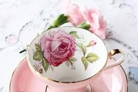 roses tea set summer roses from gardens to tea sets nancy s vintage china