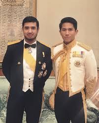 sultan hassanal bolkiah wives tunku idris on instagram u201cabout last night johor u0026 brunei u201d with