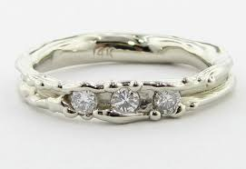 Etsy Wedding Rings by Awesome Wedding Bands For Brides And Grooms Etsy Handmade 3