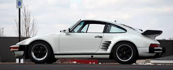 1987 porsche 911 slant nose 1987 porsche 911 turbo flachbau lingenfelter collection