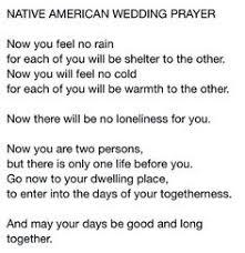 indian wedding prayer american sayings american wedding blessing