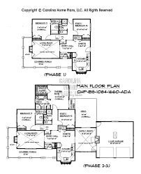build a house plan build in stages small house plan bs 1084 1660 ad sq ft small