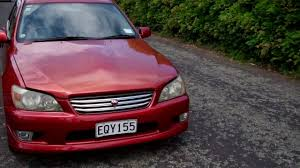 toyota altezza rs200 1999 toyota altezza rs200 cash4cars cash4cars sold youtube
