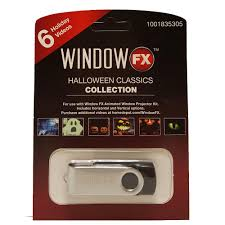 2 in windowfx halloween classics collection usb with 6 videos