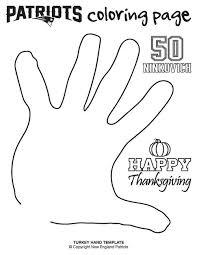 turkey hands england patriots