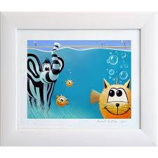 cadre chambre bébé tableau animaux le tuba este tableau chambre bébé enfant